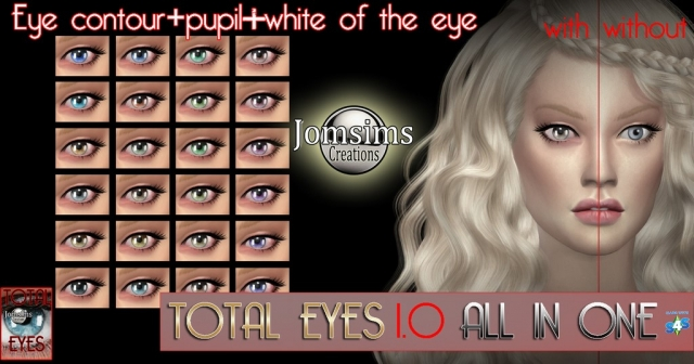 Total Eyes by JomSims