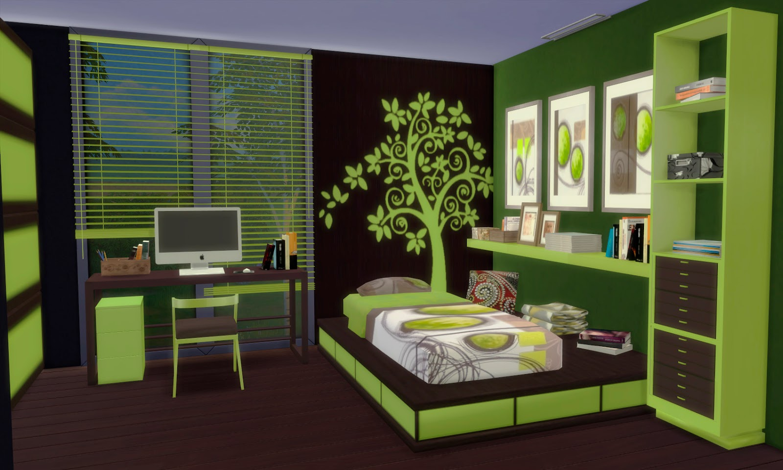 Bilbao Bedroom Set by pqsim4