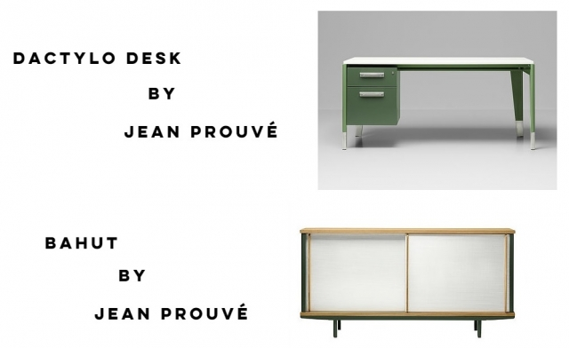 Update Jean Prouve by Meinkatz Creations