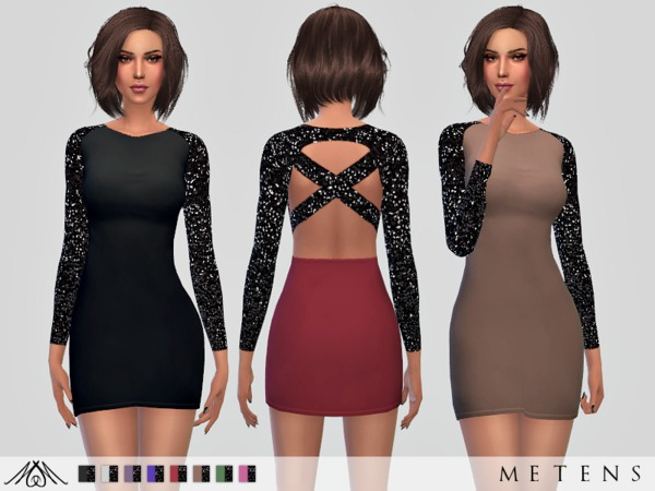 Azeilah Dress by Metens