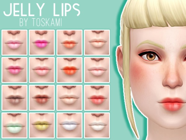 Jelly Lip by toskami