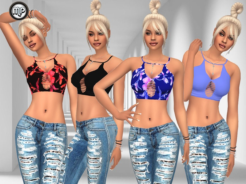 MP Summer Top created by MartyP