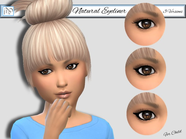 MP Natural Eyeliner for Child by MartyP