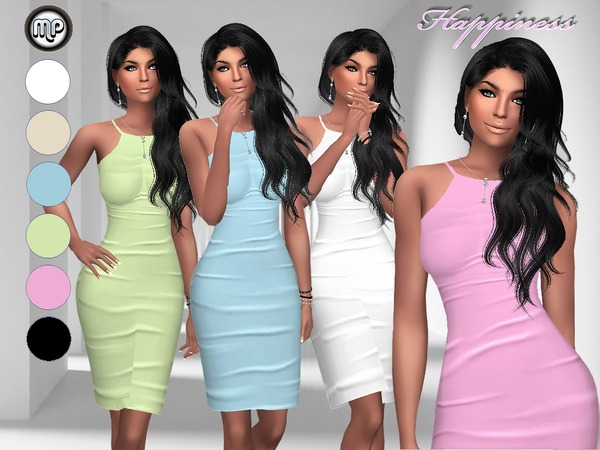 MP Happiness Dress by MartyP