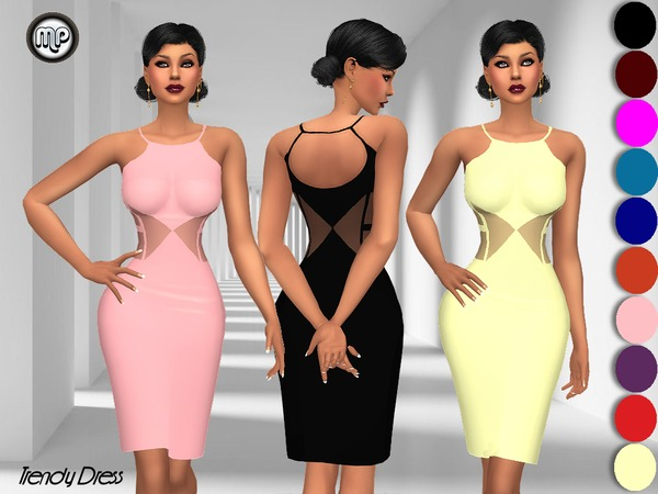 MP Trendy Dress by MartyP