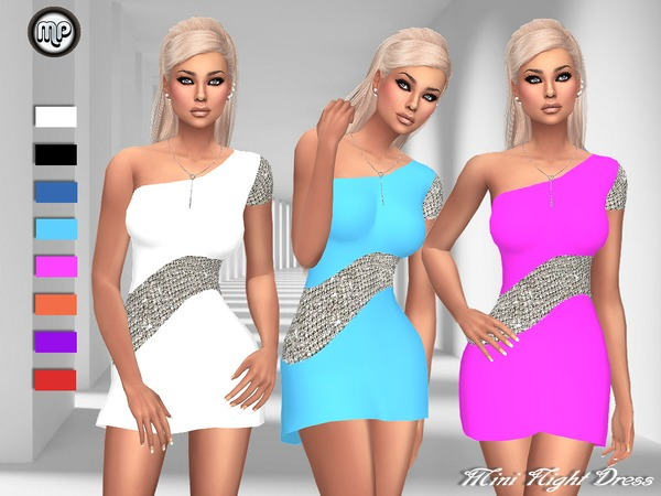 MP Mini Night Dress by MartyP