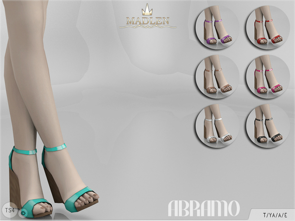 Madlen Abramo Shoes by MJ95
