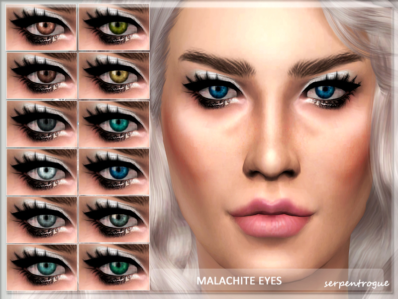 Malachite Eyes by Serpentrogue