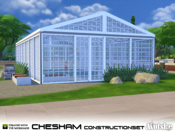 Chesham Construtionset Part 1 by mutske