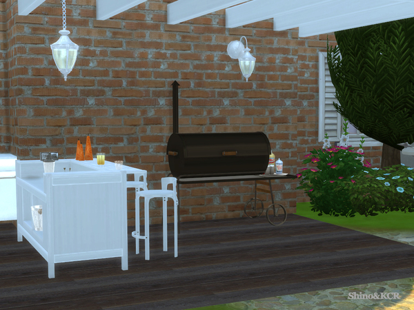 Outdoor 2016 Grill and Bar by ShinoKCR
