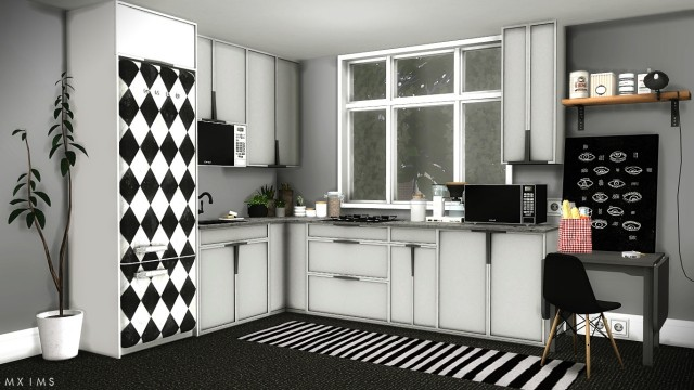 Louise Kitchen Set by MXIMS