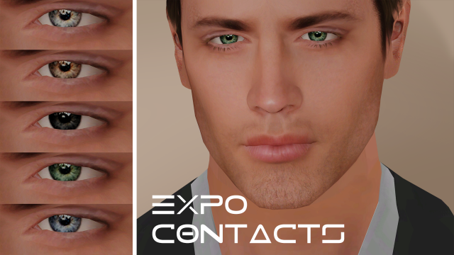 Contact Expo by Golyhawhaw