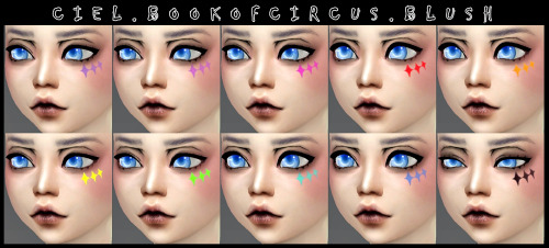 Ciel.BookOfCircus.Blush by DecayClown