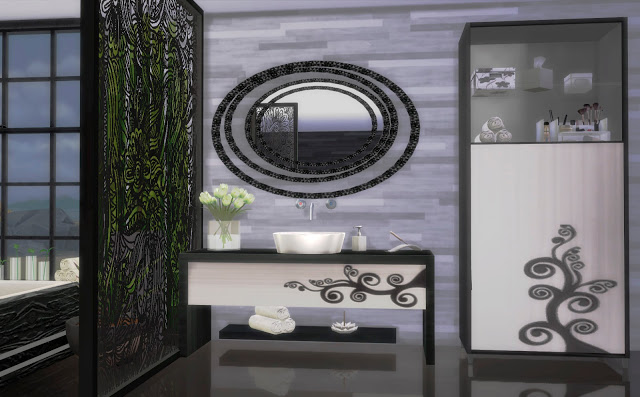 Altea bathroom by Mary Jimnez by pqSims4