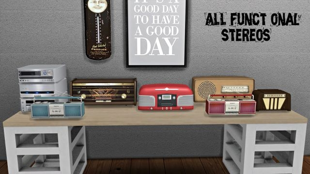 Functional Stereo Conversions by Leo-Sims