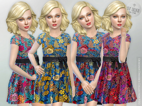 Designer Dresses Collection P30 by lillka