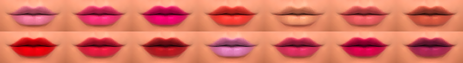 Burts Bees Lipsticks by NolanSims