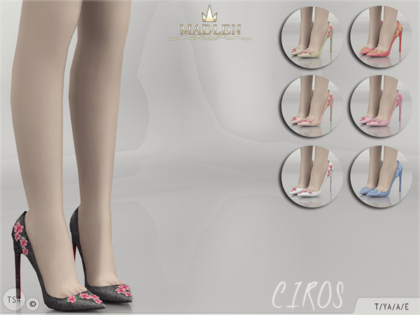 Madlen Ciros Shoes by MJ95