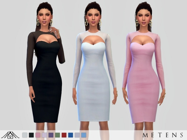 Arwen Dress by Metens