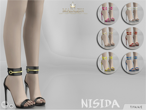 Madlen Nisida Shoes by MJ95