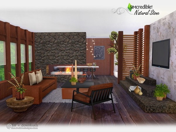 Natural Stone by SIMcredible