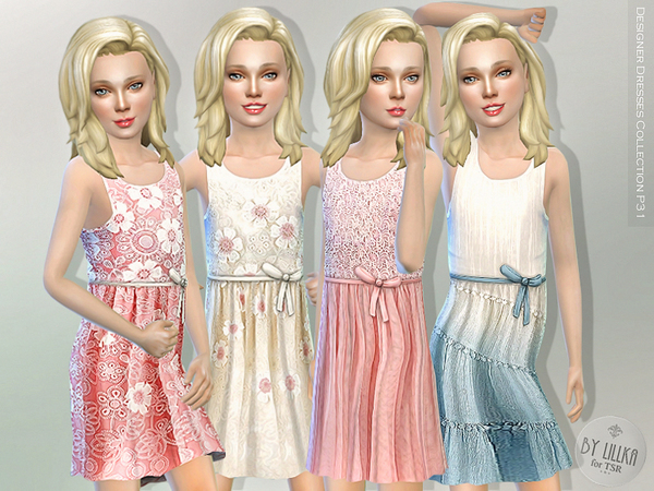 Designer Dresses Collection P31 by lillka