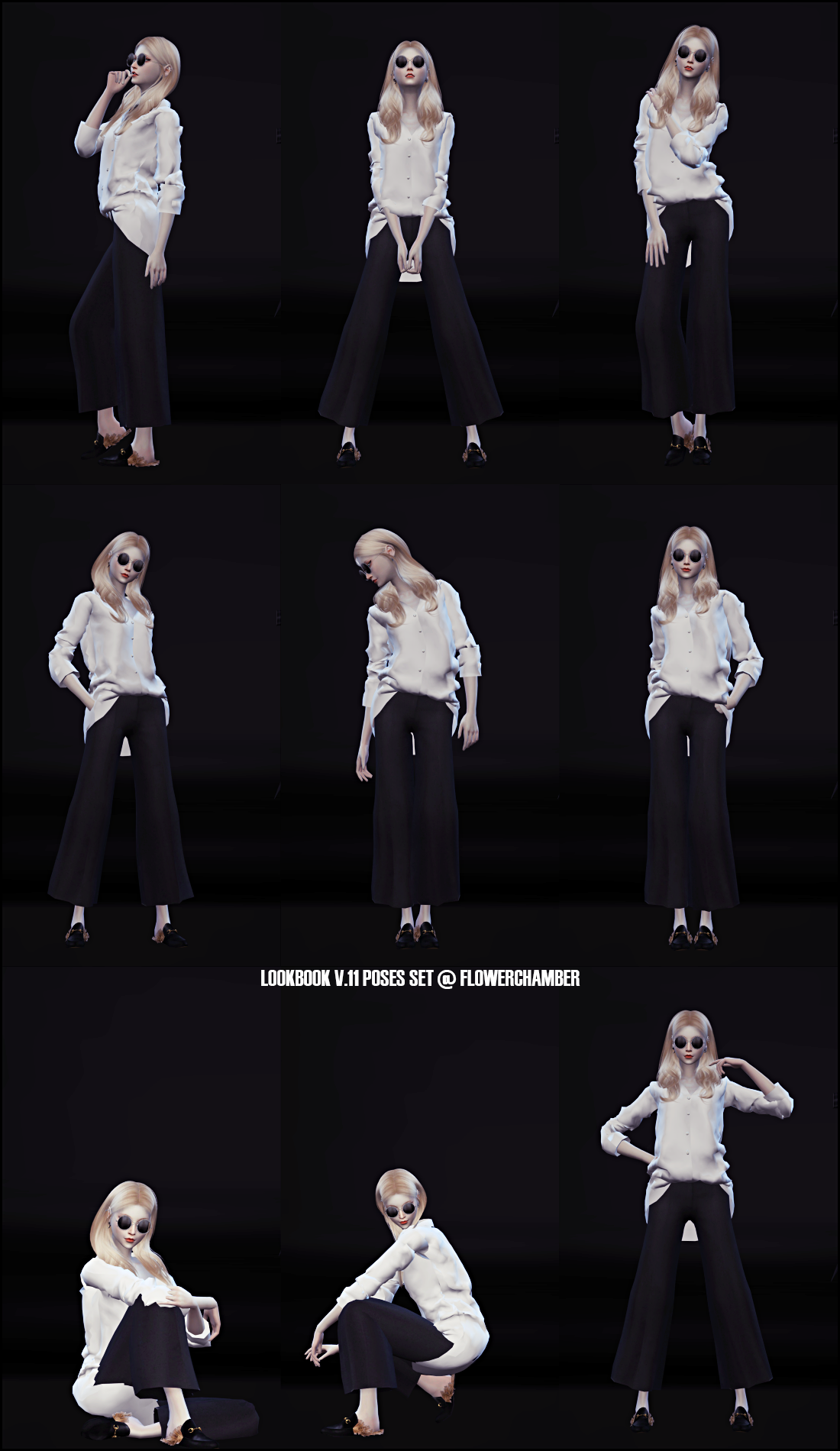 LOOKBOOK V.11 by Flower Chamber