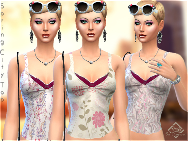 Spring Outfit Set by Devirose
