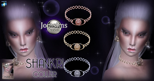 Shankri Collar by JomSims