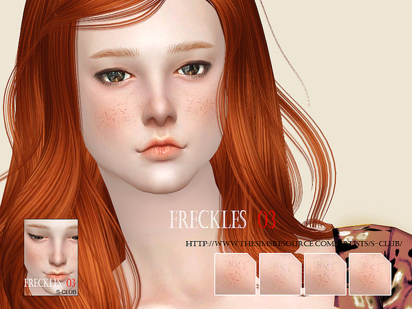 S-Club WM ts4 freckles 03