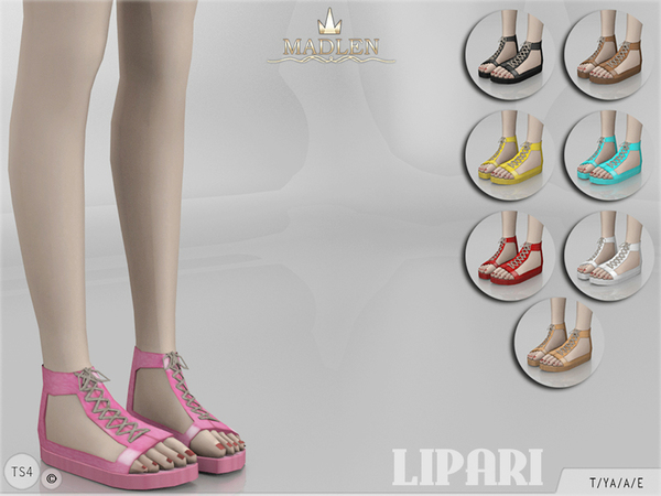 Madlen Lipari Shoes by MJ95