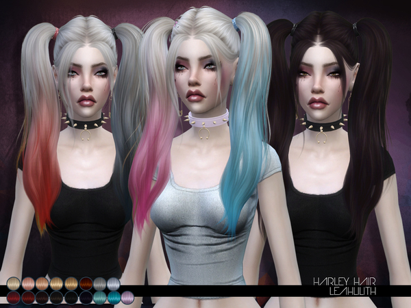 LeahLillith Harley Hair by Leah Lillith