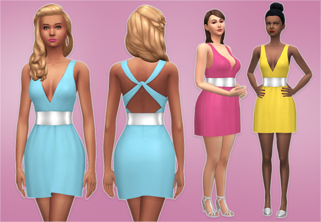 Cocktail Dress by Veranka