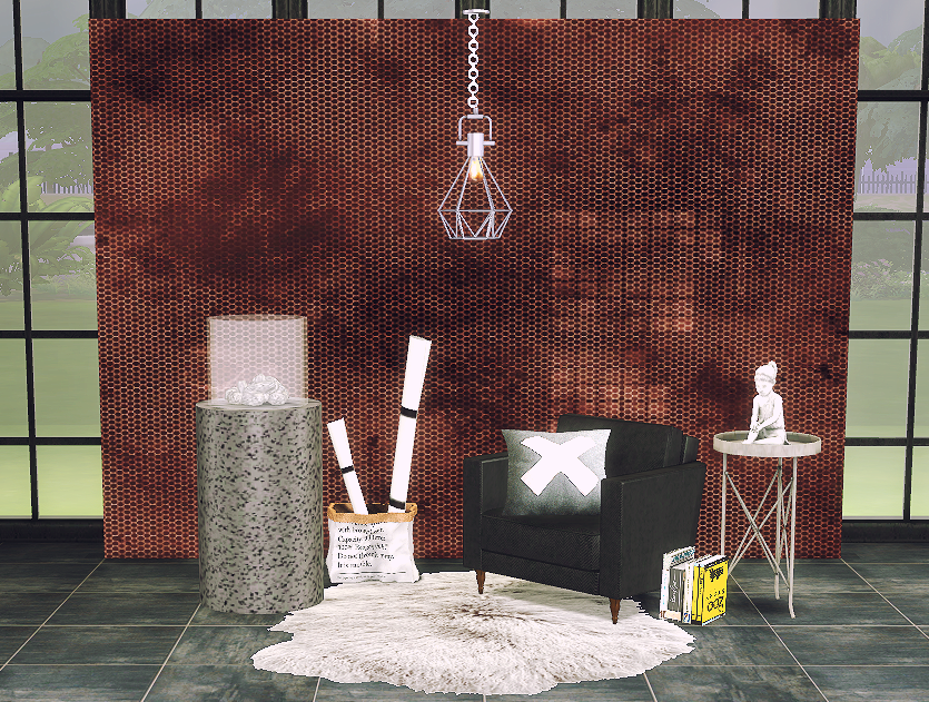 TS3 Decorative Wall Panels Conversion by Daer0n