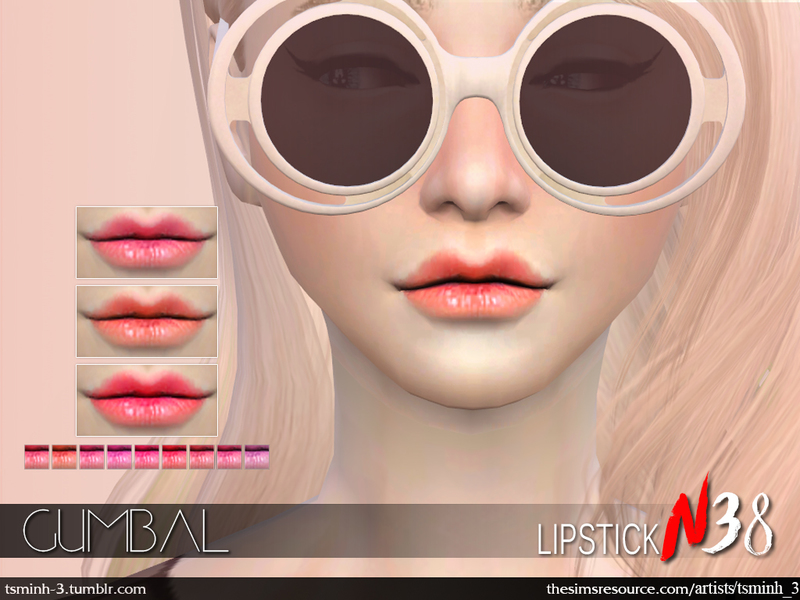 Gumbal Lipstick by tsminh_3