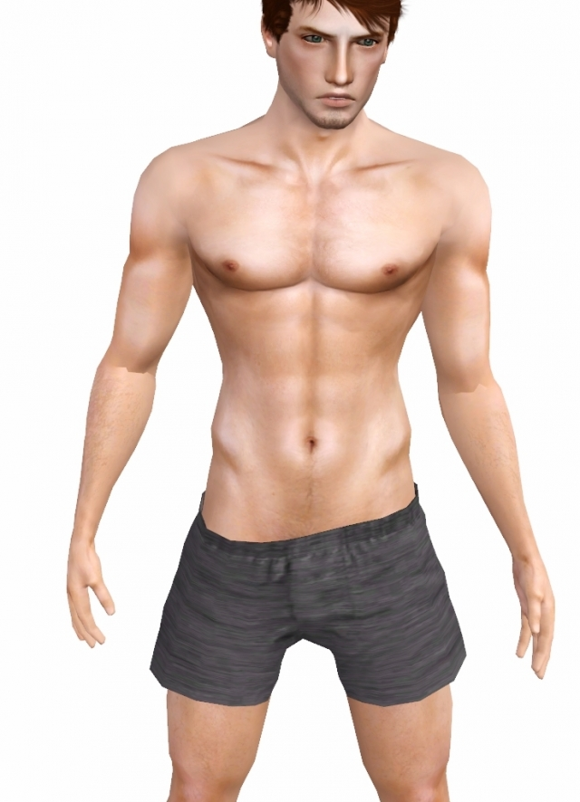 VpSexyTorso + BoSPiersBody Mixed Personalized Male Torso By VenusPrincess