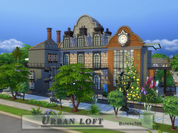 Urban Loft by Danuta720