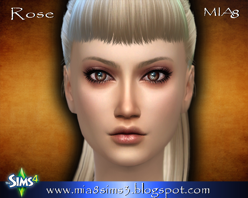 Rose by Mia8
