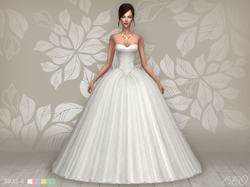 Cindy Wedding Dress by BEO