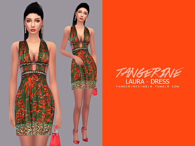 Laura - Dress by tangerine