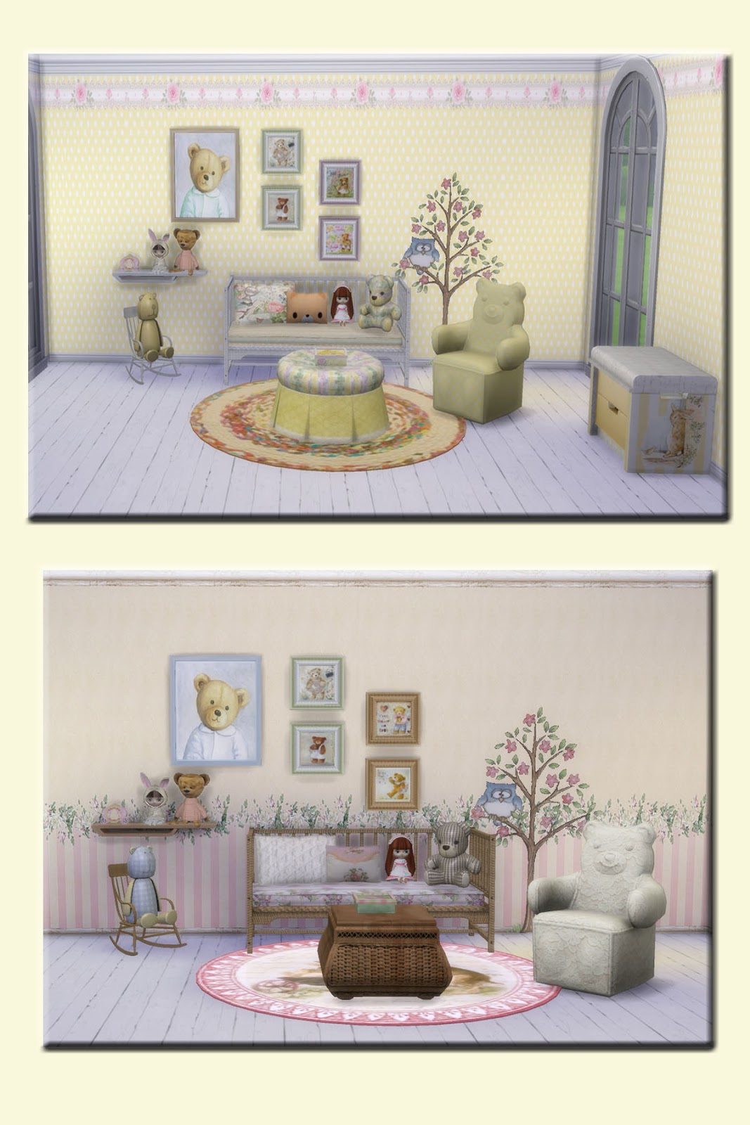 Children's Room Add Ons by Alelore