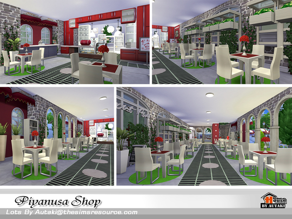 Piyanusa Shop by autaki