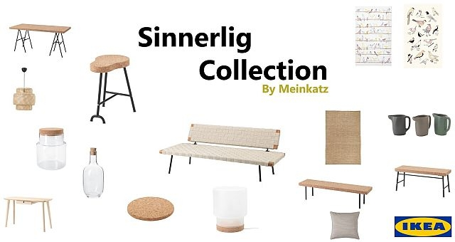 Sinnerlig Collection by Meinkatz Creations