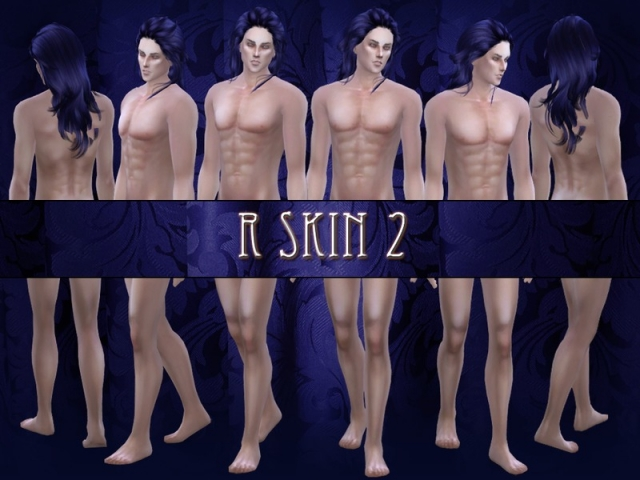 R skin 02 - MALE by RemusSirion