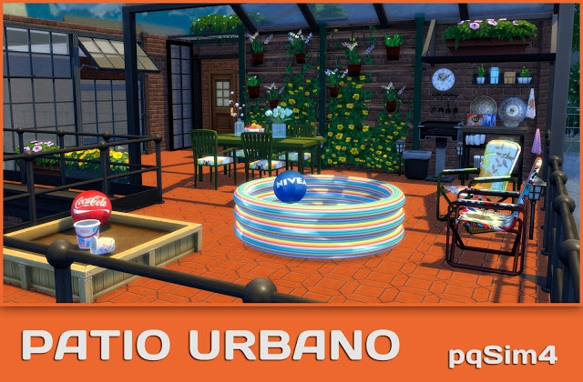 Patio Urbano by pqsim4
