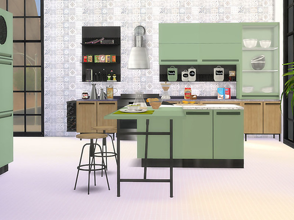 Isla Kitchen by Pilar
