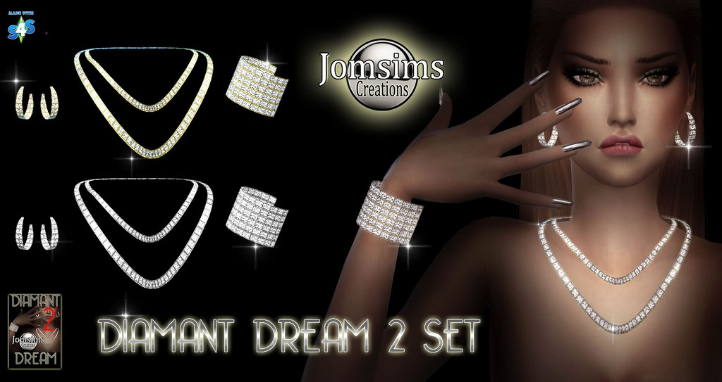 Diamant-dream by JomSims