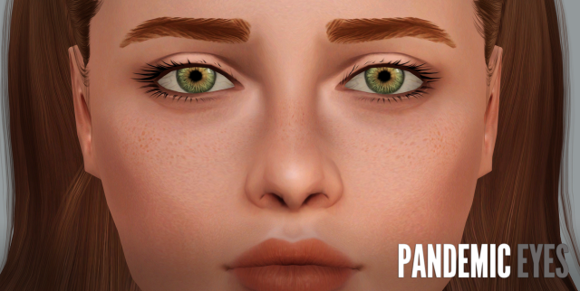 Pandemic Contacts from The Last of Us by Simtanico