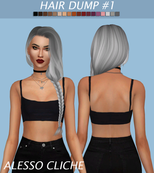 Alesso Cliche by HallowSims
