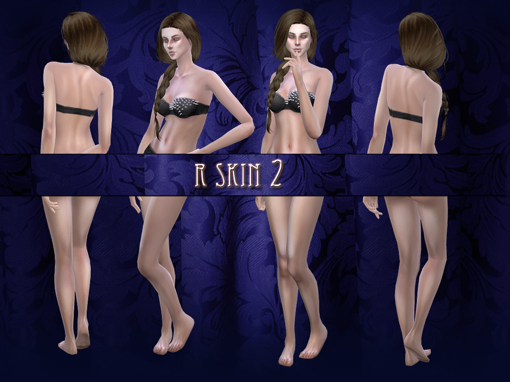 R Skin by RemusSims